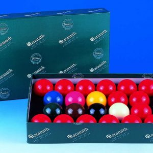 1 7/8 47.5mm Aramith Snooker Balls