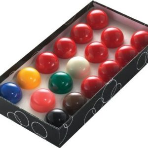 2inch 51mm Economy Snooker Balls 17 ball