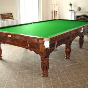 Sowerby Burr Walnut Table
