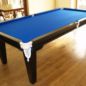 Mascott Black Snooker Dining Table